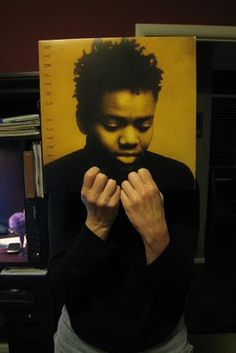 accidental mysteries: Sleeveface