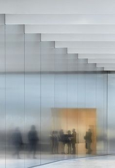 Musée du Louvre-Lens by Sanaa architectes / photography by Hufton   Crow #FredericCla
