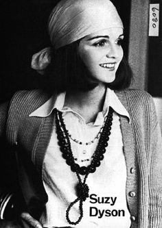 SUZY DYSON 1976