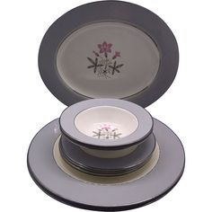 This item is in the Shop Backroom and cannot be purchased at this time.If you are the Shop Owner, Sign In above to view this item. Syracuse China, Ohio River, Homer Laughlin, China Porcelain, Cavalier, Pink Flowers, Dinnerware, Pottery, Clay