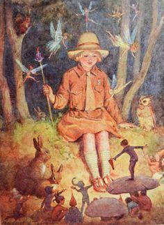 Illustration by Margaret W. Tarrant