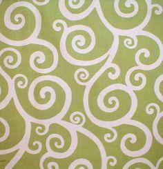 Swirls Lime