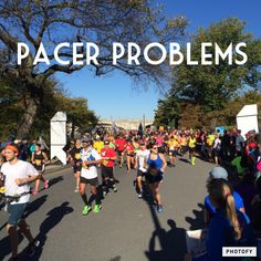This article goes over the problems with Pacers at a Race #run #running #pacer #problems #pacersproblems #pr