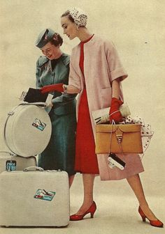Great vintage travelers