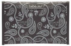 Bébé-Jou 310291 - Guardapañales plastificado, color negro