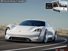 pro ty co rádi závodí a mají rádi elektronická auta PORSCHE MISSION E