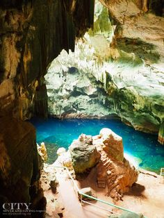 Chaguaramas, #Trinidad | Explore the local side of this Caribbean Island. Gasparee Caves Blue Grotto. http://www.citystyleandliving.com/chaguaramas-trinidad-explore-the-local-side-of-this-caribbean-island/