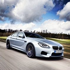 BMW M6 Gran Coupe , the beauty of majestic power , with the V8 M twin-turbo 4.4L this is perfection