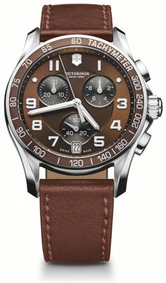 Victorinox Swiss Army Chrono Classic Mens Watch 241498 $475