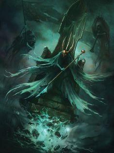 Warhammer Age of Sigmar Battletome: Nighthaunt Artworks http://wellofeternitypl.blogspot.com #artwork #art #aos #warhammer #ageofsigmar #sigmar #arts #artworks #gw #gamesworkshop #wellofeternity #wargaming #wallpaper