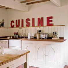 Küchen Küchenideen Küchengeräte Wohnideen Möbel Dekoration Decoration Living Idea Interiors home kitchen - Französisch rustikale Küche