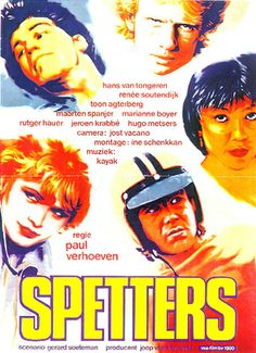 1980 - Spetters (Stunners)