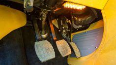 Ringbrothers 1971 De Tomaso Pantera ADRNLN -Nike designed the interior #Ringbrothers #Pantera #Cars #StandApart