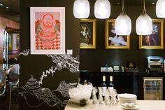 J Plus Hotel by YOO Presents Graffiti Artist Fansack in Hong Kong