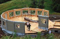 deltec homes prefab construction