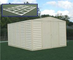 Vinyl sheds: The perfect storage solution for your family. http://www.shedtownusa.com/duramax-vinyl-storage-sheds-c-3.html
