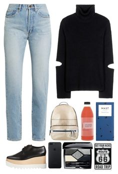 """""""5.101"""" by katrina-yeow ❤ liked on Polyvore featuring Public School, Yves Saint Laurent, STELLA McCARTNEY, Miss Selfridge and Christian Dior"""