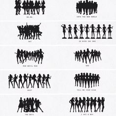 'Into The New World' to 'Mr.Mr' The eras that we will never forget! #9irlsGenera7ion