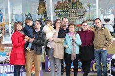 Ganadores de la Megacesta de Navidad 2015