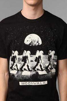 Moon Walk Tee  #UrbanOutfitters