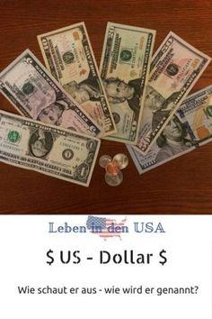 Jeder kennt den US-Dollar, aber es gibt noch einiges mehr zum Geld in den USA zu wissen. https://lebenindenusa.com/us-dollar/ ...