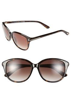 Tom Ford 'Karmen' 57mm Sunglasses available at #Nordstrom