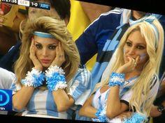 Porristas argentinas
