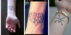 130 Amazing Name Tattoos Designs And Ideas awesome Check more at http ...