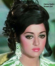 Indian Actress Images, Indian Film Actress, Indian Actresses, Beautiful Bollywood Actress, Beautiful Actresses, Hema Malini, 80s And 90s Fashion, Celebrity Drawings, Beautiful Blonde Girl