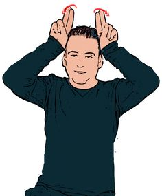 BUNNY / RABBIT - British Sign Language (BSL)