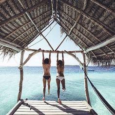De vacaciones con tu amiga