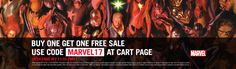 As Inhumans Hits IMAX, Marvel Runs Buy One Get One Free Digital Deal On Anything