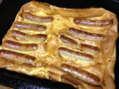 Is it just me that grew up on Toad in the Hole? It was definitely a firm favourite in our household. I remember once my mum inventing a new version she called 'Frog in the Pond' using b…