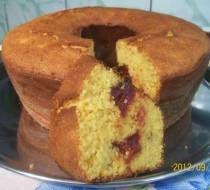 Bolos e tortas doces Receita de Bolo de milharina (flocos de milho pré-cozidos)  Archives - Página 34 de 152 - Show de Receitas