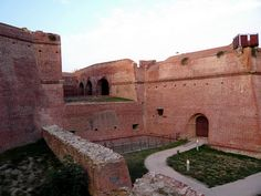 Grosseto Stadtmauern