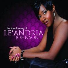 images of gospel artist | Gospel Singer Le'Andria Johnson Returned to Sunday's Best Singing ...
