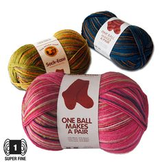Sock-Ease - 輸入毛糸と編み物グッズ*チカディー*