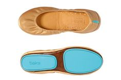 Tieks   18 Pairs of Flats You'll Wear Every Day -- maybe my next favorite pair of everyday flats is here!