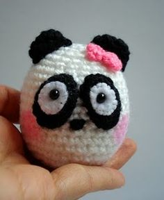 amigurumi -Gonna learn to crochet so I can make a few of these cuties!