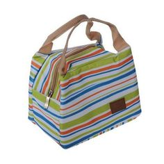 Best Deals UAE Insulated Canvas Lunch Bag 4