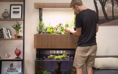 An innovative, in-home garden inspired by nature to help you produce your own fresh, delicious food year round.