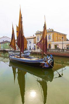 Cesenatico, Emilia-Romagna, Italy