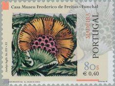 Stamp: Tegels (Madeira Islands) (Tiles of Madeira) Mi:PT-MD 199,Yt:PT-MD 206,Afi:PT 2598