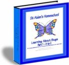 291 pages, includes worksheets, games, teacher resources ~ Learning About Bugs - Part St Aiden's Homeschool Bug Parts, Target Audience, 12 Year Old, Teacher Resources, Summer Fun, Worksheets, Insects, Homeschool, This Book