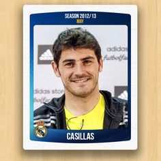Real Madrid Collections - Casillas