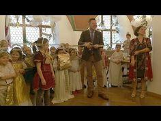 Himmelswerkstatt 2015 im Münchner Rathaus offiziell eröffnet