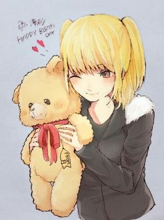 Misa Amane. Death Note Amane Misa, Death Note デスノート, L Lawliet, Cool Drawings, Kawaii Anime, Notes, Fan Art, Manga, Portraits