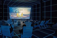 Theres been a complete revolution in the way we see. What is this new visual reality and how are artists articulating it? curator Chrissie Iles talks to @nytimes about #Dreamlands: Immersive Cinema and Art 19052016. This exhibition opening in October focuses on the ways in which artists have dismantled and reassembled the conventions of #cinemascreen projection darknessto create new experiences of the moving image. [#HitoSteyerl (b. 1966) Installation view of Factory of the Sun 2015 (German…