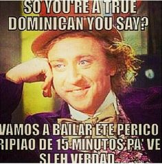 haha! for real though songs be like 10-15 min....and they one after the other too at a party. y ni dice que quiere sentar lol