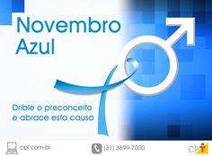 Novembro Azul: drible o preconceito na luta contra o câncer de próstata #cursoscpt                                                                                                                                                                                 Mais
